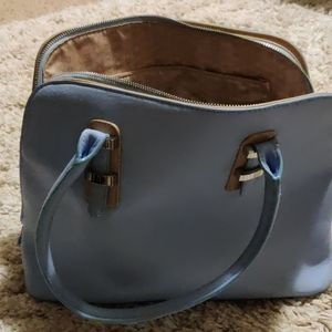 Charming Charlie Powder Blue purse
